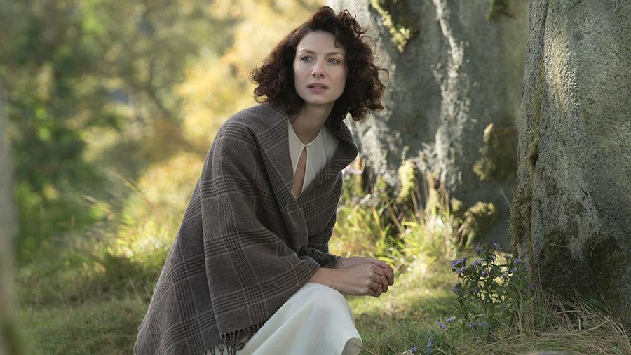 Claire Randall Outlander